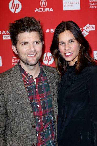 Adam Scott – Star of Hot Tub Time Machine 2 and wife Naomi, Team  up with 'Parks and Rec' Writer Joe Mande for NBC Marijuana Comedy